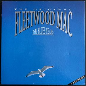 The Blues Years - 5LP / The Original Fleetwood Mac / 1990