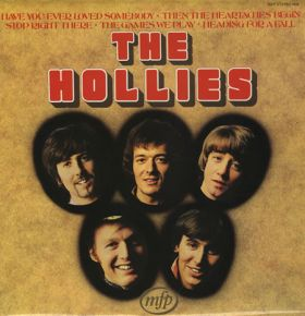 The Hollies - LP / The Hollies / 1972