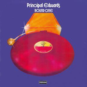 Round One - LP / Principal Edwards / 1974