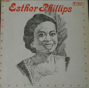 Esther Phillips - LP / Esther Phillips / 1975