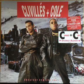 Greatest Remixes Vol. 1 - 2LP / Clivillés + Cole / 1992