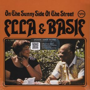 On The Sunny Side Of The Street - LP / Ella Fitzgerald & Count Basie