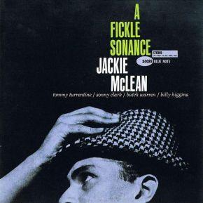 A Fickle Sonance - CD / Jackie Mclean / 1961