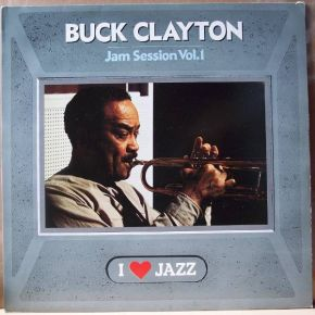 Jam Session Vol. 1 - LP / Buck Clayton / 1984
