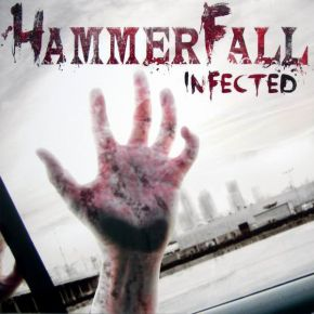 Infected - 2LP (farvet vinyl) / Hammerfall / 2011