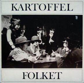 Kartoffel Folket - LP / Børn Og Unge Fra Vesterbro Ungdomsgård / 1978