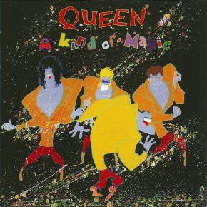 A Kind Of Magic - CD / Queen / 1986 / 2011