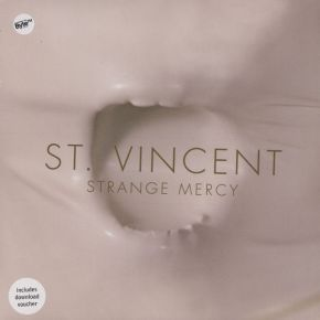 Strange Mercy - LP / St. Vincent / 2011