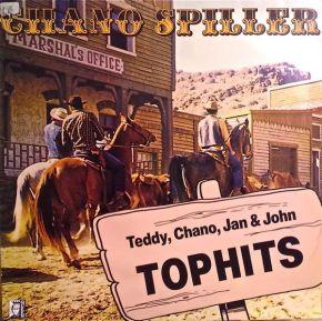 Chano Spiller Teddy, Chano, Jan & John Tophits - LP / Chano