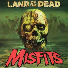 "Land Of The Dead - 12"" Vinyl / Misfits  / 2009"