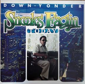 Down Yonder - LP / Snooks Eaglin  / 1978