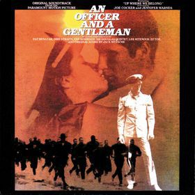 An Officer And A Gentleman - Soundtrack - LP / Various / 1982