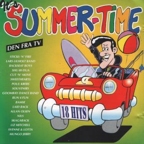It's Summer-Time - CD / Various Artists / 1994