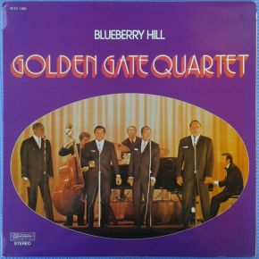Blueberry Hill - LP / The Golden Gate Quartet