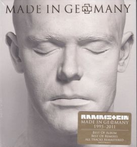 Made In Germany 1995 - 2011 (Best of + Remixes) - 2CD / Rammstein / 2011