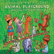 Animal Playground - CD / Various Artists | Putumayo Kids Presents / 2007
