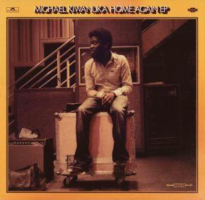 "Home Again EP - 10"" Vinyl / Michael Kiwanuka / 2012"