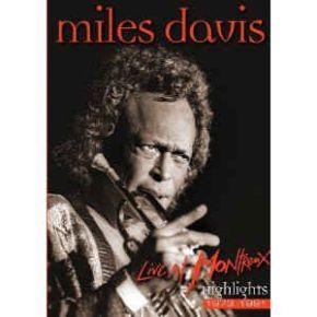 Live At Montreux Highlights 1973-1991 - DVD / Miles Davis / 2011