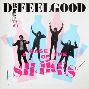 A Case Of The Shakes - LP / Dr. Feelgood  / 1980