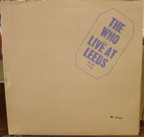 Live At Leeds - CD / The Who / 1995