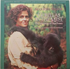 Gorillas In The Mist: The Adventures Of Dian Fossey (Original Motion Picture Soundtrack) - LP / Maurice Jarre / 1988