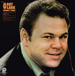 Honky Tonk - LP / Roy Clark / 1975