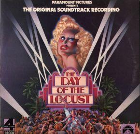The Day Of The Locust (Original Soundtrack Recording) - LP / John Barry / 1974