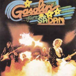 Gasolin' Live Sådan - CD / Gasolin' / 1989