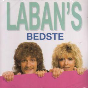 Laban's Bedste - LP / Laban / 1985