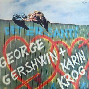 Gershwin With Karin Krog - LP / Karin Krog / 1974