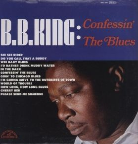 Confessin' The Blues - LP / B.B. King