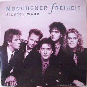 """Einfach Wahr - 12"""" Vinyl / Münchener Freiheit / 1992"""