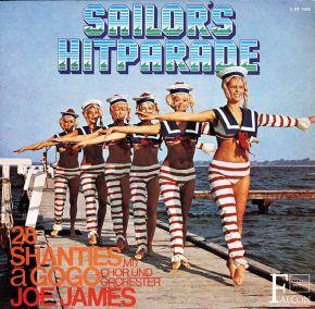Sailor's Hitparade - 28 Shanties à Gogo - LP / Jo James Mit Chor Und Orchester