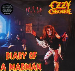 Diary Of A Madman - LP / Ozzy Osbourne / 1981/2011