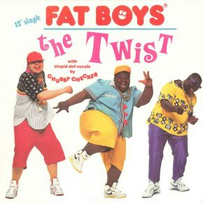 "The Twist - 12"" Vinyl / Fat Boys / 1988"