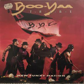 New Funky Nation - LP / Boo-Yaa T.R.I.B.E. / 1990