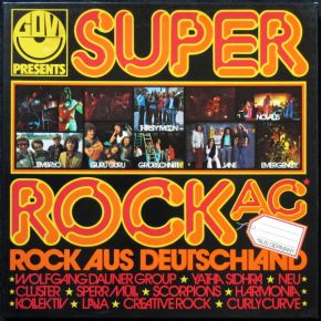 Super Rock AG (Rock Aus Deutschland) - 3LP Box / Various / 1974