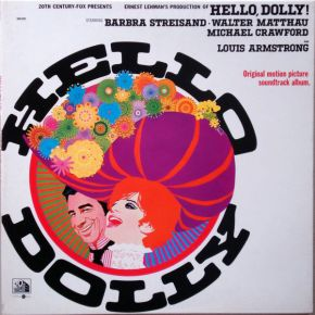 Hello Dolly - LP / Various / 1969