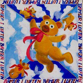 Bamser I Luften - CD / Bamse & Kylling  / 1990