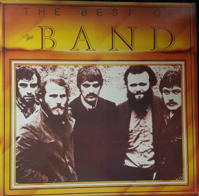 The Best Of The Band - LP / The Band / 1982