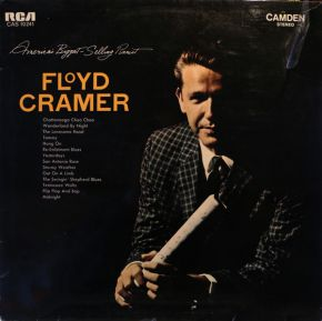 America's Biggest-Selling Pianist - LP / Floyd Cramer