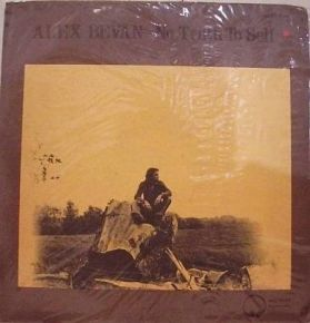 No Truth To Sell - LP / Alex Bevan / 1971