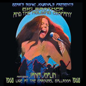 Live At The Carousel Ballroom 1968 - 2LP / Big Brother & The Holding Company featuring Janis Joplin / 2012