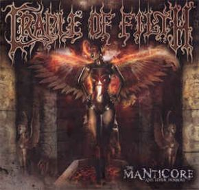 The Manticore And Other Horrors - CD (Deluxe) / Cradle Of Filth / 2012