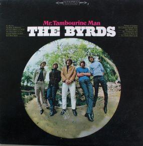 Mr. Tambourine Man - LP / The Byrds / 1989
