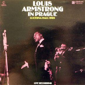 Louis Armstrong In Prague - LP / Louis Armstrong / 1983