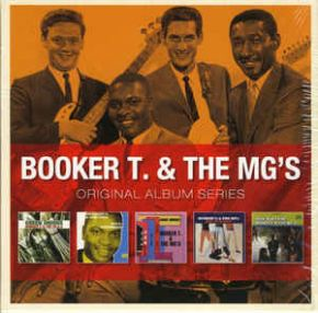 Original Album Series - 5CD / Booker T. & The MGs / 2012