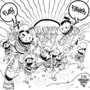 Happy Army - CD / Fler Farver / 2008