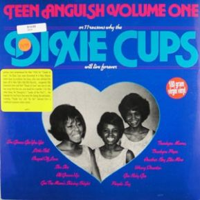 Teen Anguish Volume One - LP / Dixie Cups / 2002
