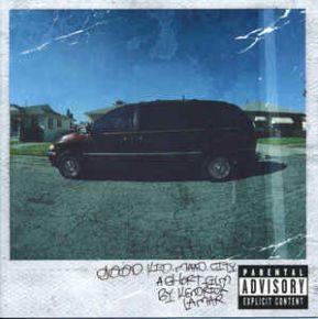 Good Kid, m.A.A.d city - 2CD (Deluxe) / Kendrick Lamar / 2012